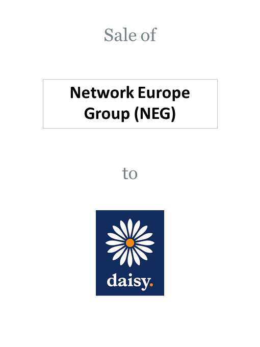 Network Europe Group sold to Daisy Group
