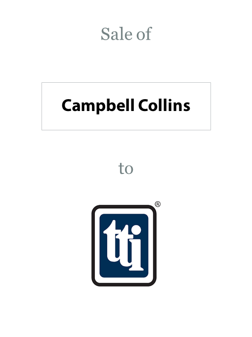 Campbell Collins sold to Berkshire Hathaway's TTI Inc