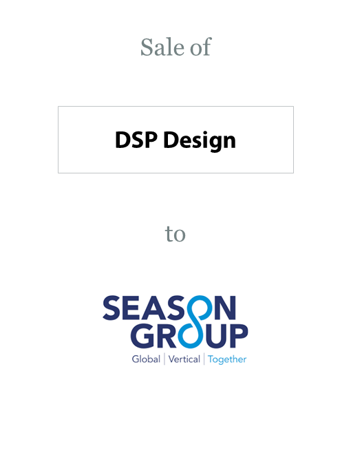 DSP Design sold to Season Group