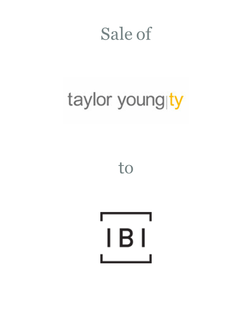 Taylor Young sold to IBI Group