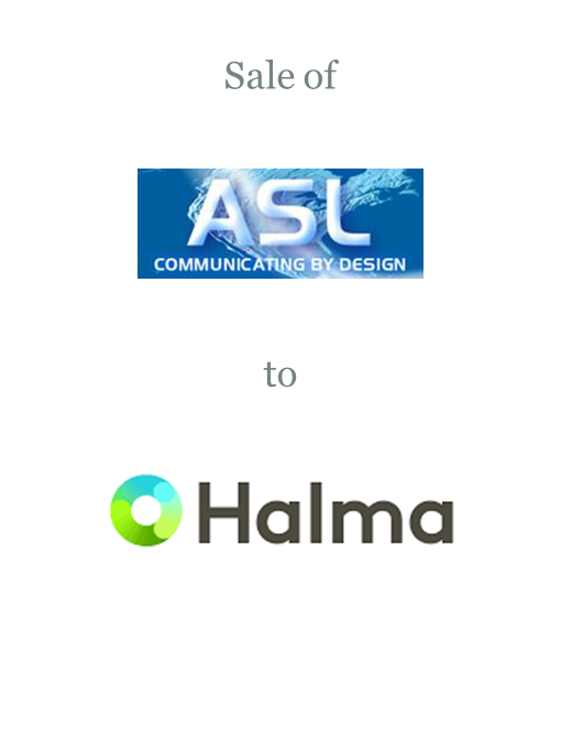 ASL Holdings sold to Halma plc