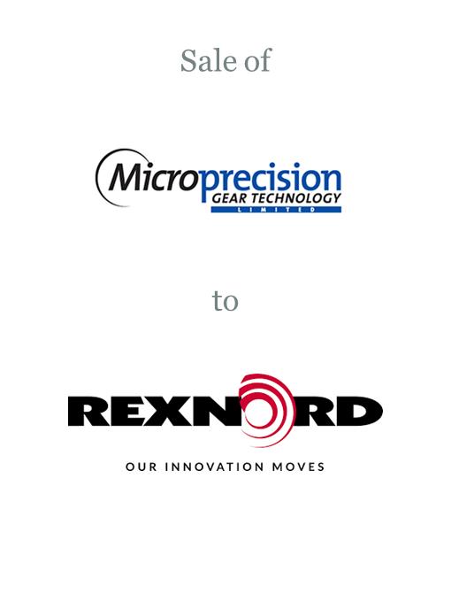 Micro Precision sold to Rexnord