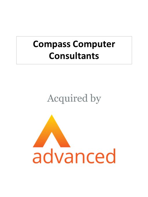 Advanced Computer Software Group acquires Compass Computer Consultants