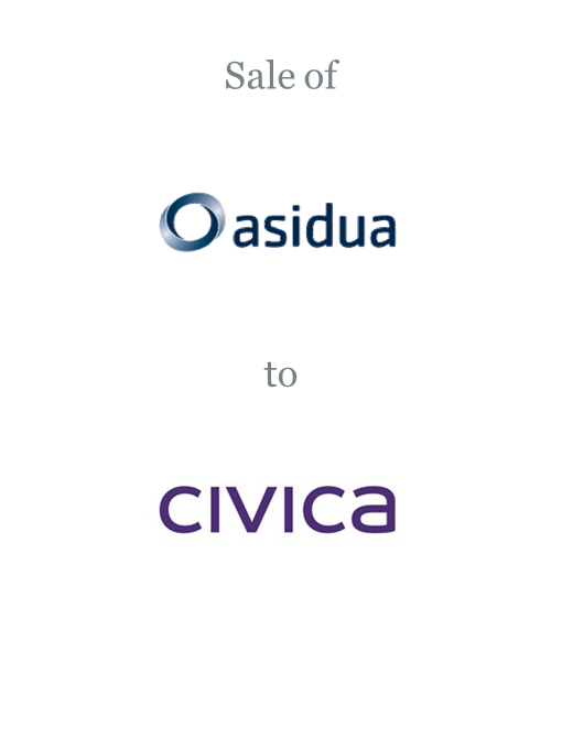 Asidua sold to Civica