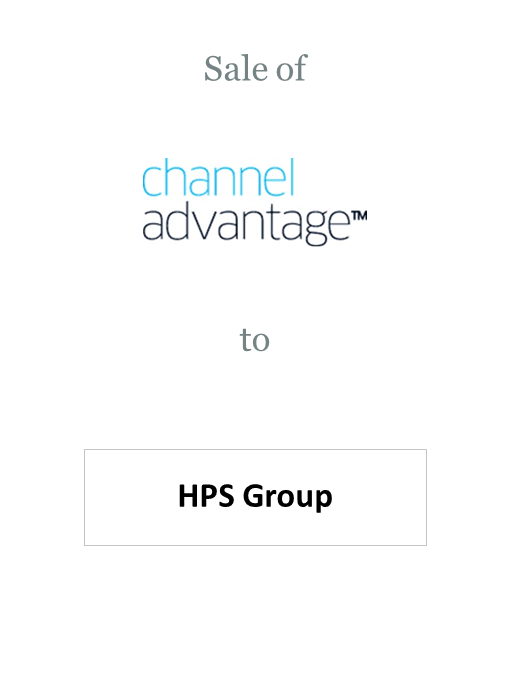 Channel Advantage sold to HPS Group