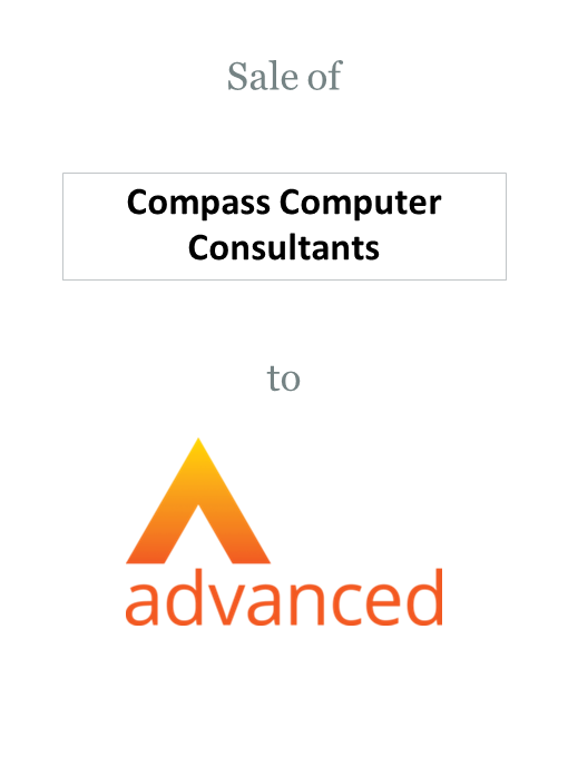 Compass Computer Consultants sold to Advanced