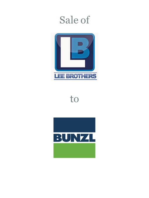 Lee Brothers sold to Bunzl