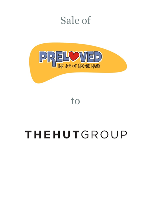 Preloved.co.uk sold to The Hut Group