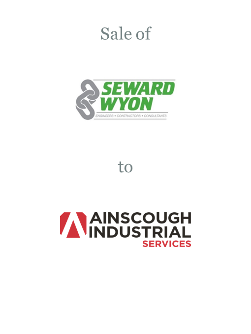 Seward Wyon sold to Ainscough Industrial Group