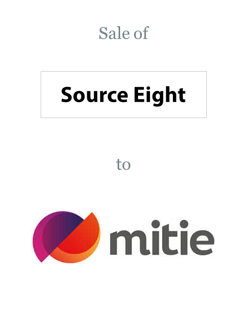 Source Eight sold to Mitie Group plc