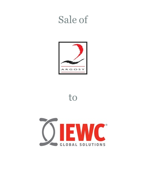 Argosy Components sold to IEWC Inc