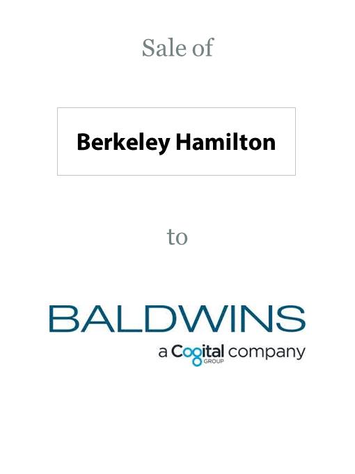 Berkeley Hamilton sold to Baldwins