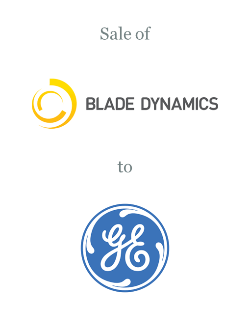 Blade Dynamics sold to GE