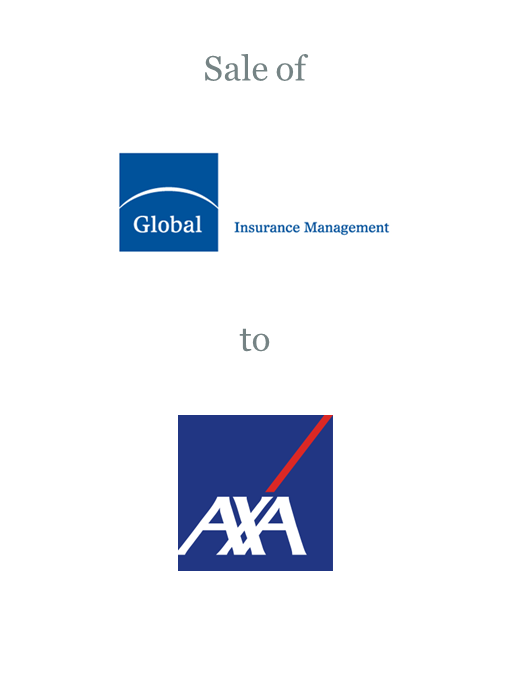 Global Insurance Management sold to Axa
