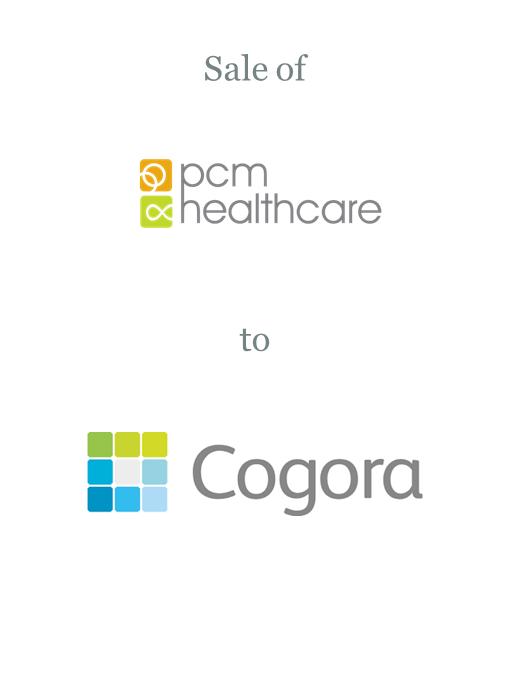 PCM Healthcare sold to Cogora