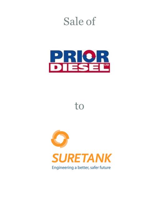 Prior Diesel sold to Suretank