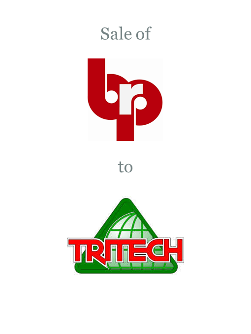 BRP Composites sold to Tritech Group