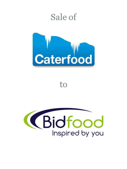 Caterfood sold to Bidvest Foodservice