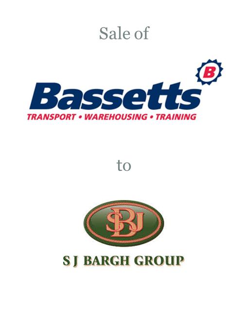RG Bassett & Sons sold to SJ Bargh