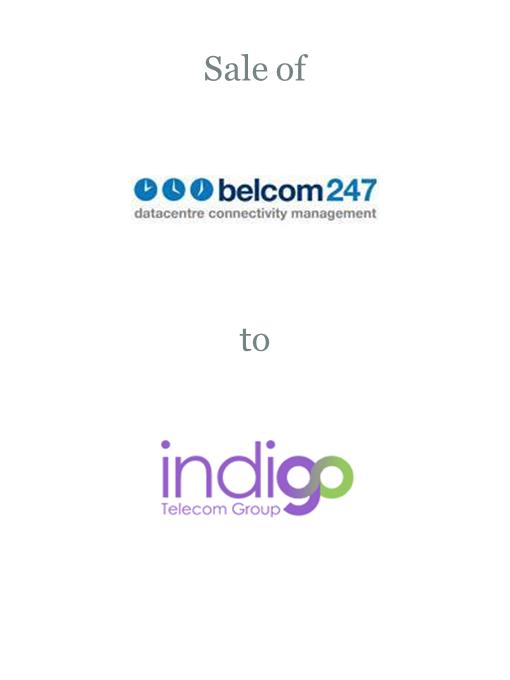 Belcom247 sold to Indigo Telecom Group