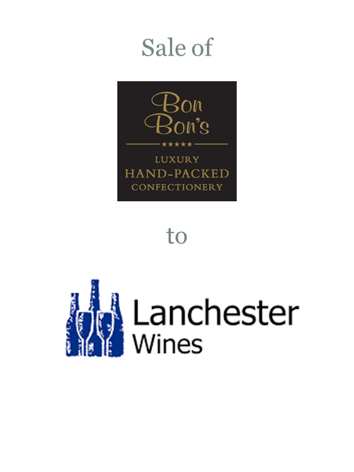 Bon Bon's sold to Lanchester Wines
