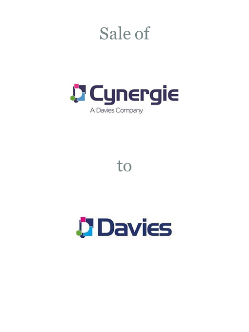Cynergie sold to Davies Group