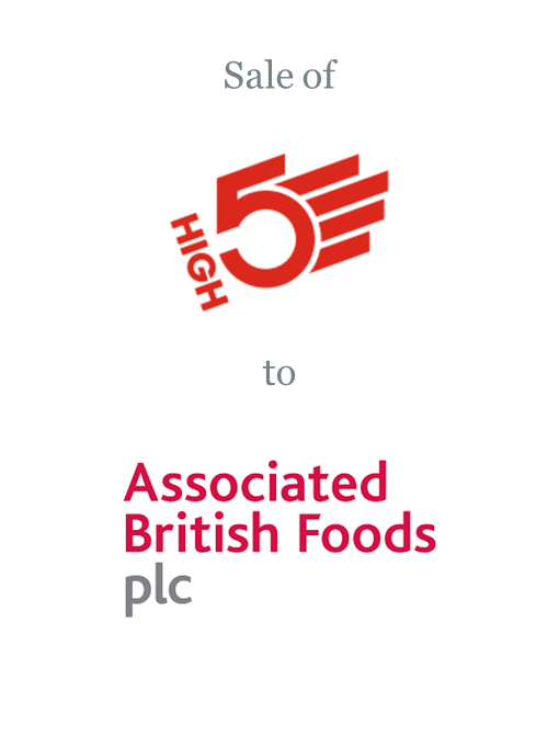 High5 sold to Associated British Foods plc