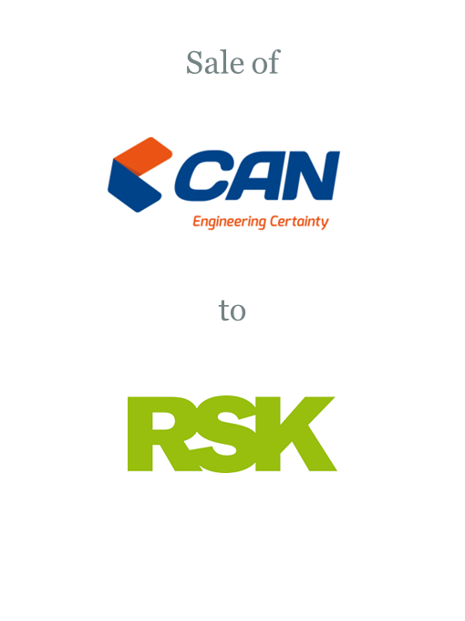CAN sold to RSK Group