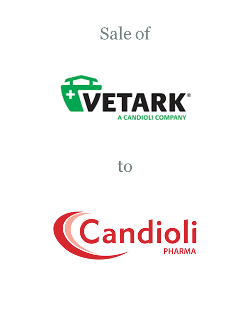 Vetark Products sold to Candioli