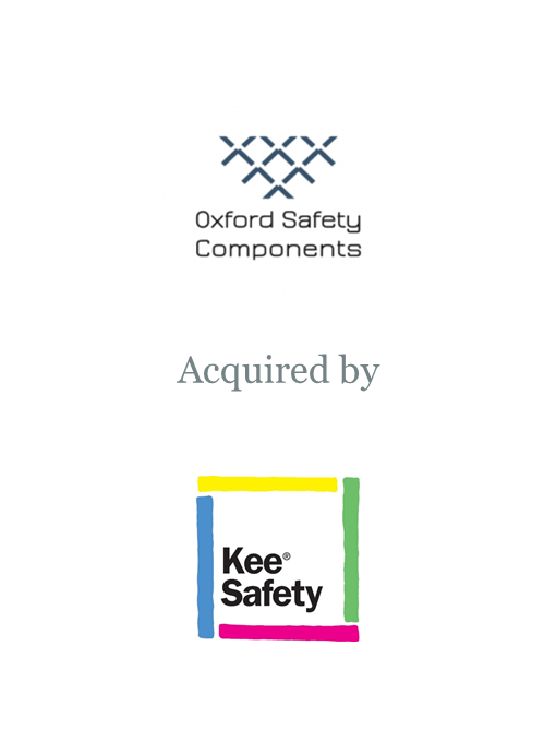 Kee Safety acquires Oxford Safety Components