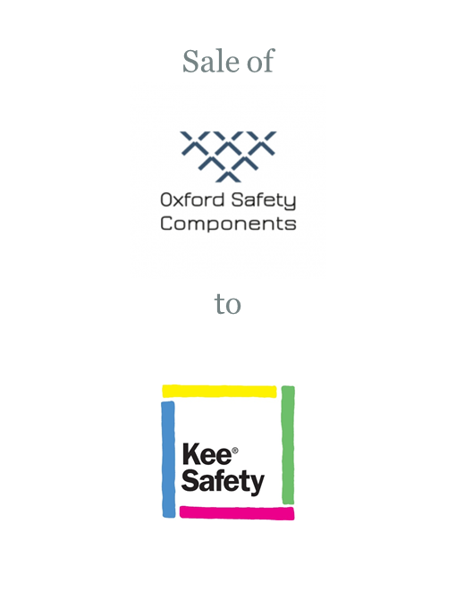 Oxford Safety Components sold to Kee Safety