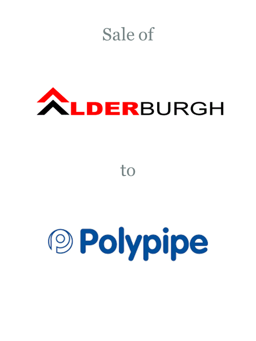 Alderburgh sold to Polypipe Group