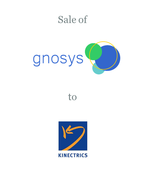Gnosys Global sold to Kinectrics