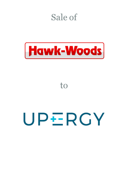 Hawk-Woods sold to Upergy
