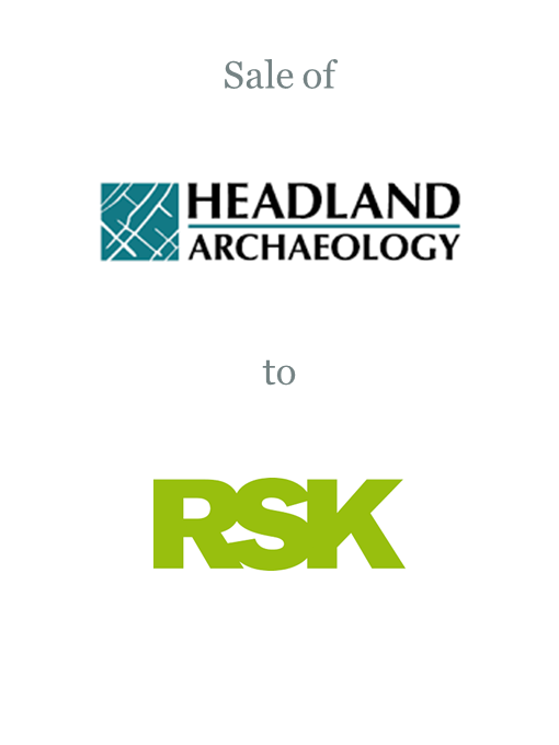 Headland Archaeology sold to RSK
