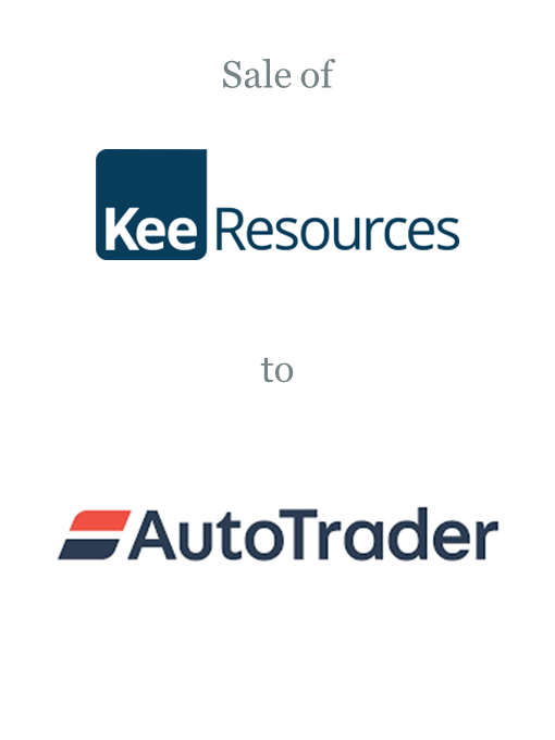 KeeResources sold to Auto Trader Group