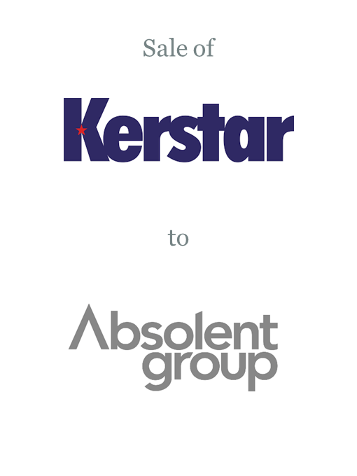 Kerstar sold to Absolent Group