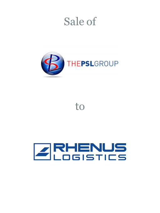 The PSL Group sold to Rhenus Logistics