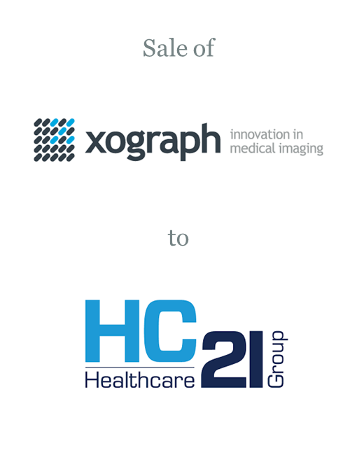 Xograph Healthcare sold to Healthcare 21 Group