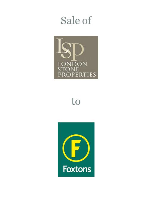 London Stone Properties sold to Foxtons Group plc