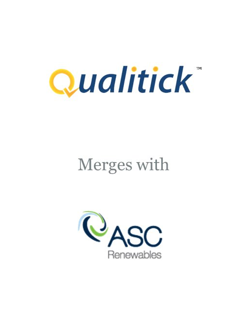 Qualitick merges with ASC Renewables