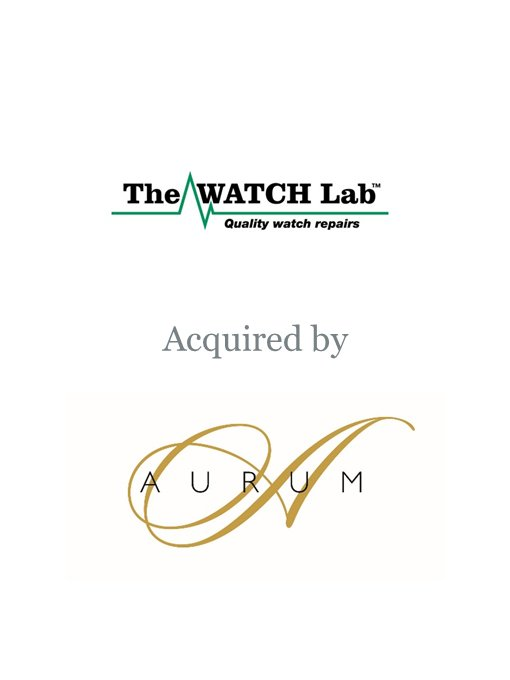 Aurum Group acquires The WATCH Lab