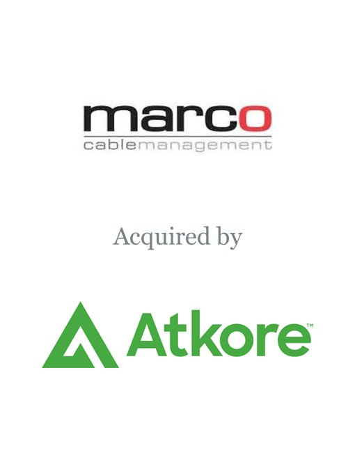 Atkore International acquires Marco