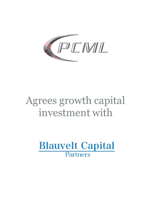 Blauvelt Capital Partners agrees growth capital investment with PCML