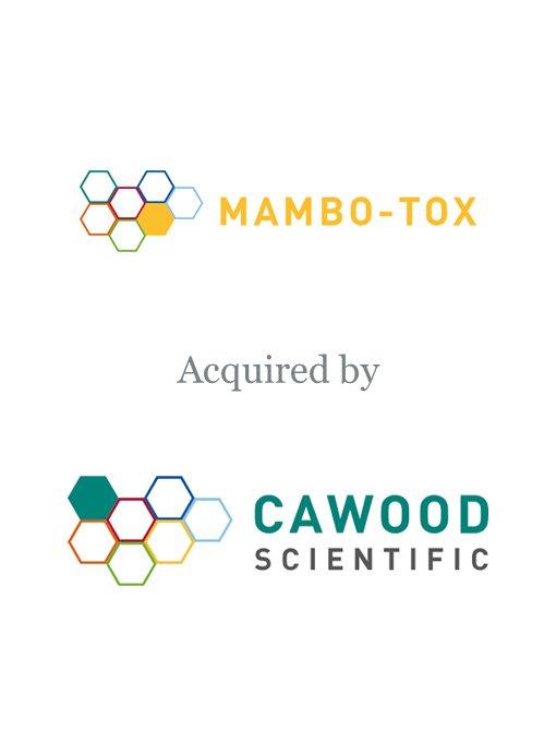 Cawood Scientific acquires Mambo-Tox