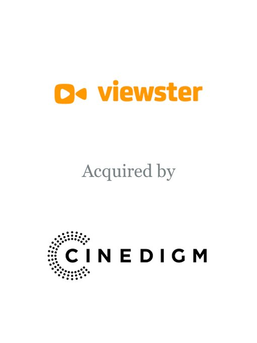 Cinedigm acquires Viewster and Viewster Anime