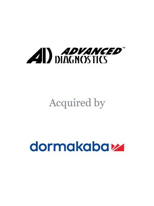 Dormakaba acquires Advanced Diagnostics