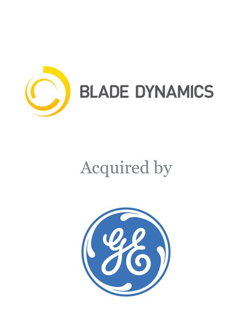 GE acquires Blade Dynamics