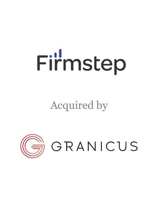Granicus acquires Firmstep