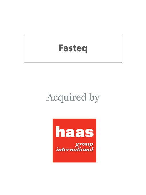 Haas Group acquires Fasteq